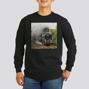 locomotive train engine 2 Long Sleeve T-Shirt